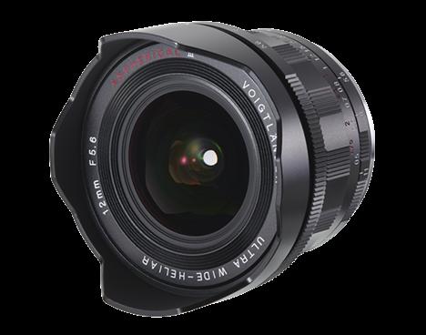 VOIGTLÄNDER 12 mm f/5,6 Ultra-Wide Heliar Asph. pro Sony E