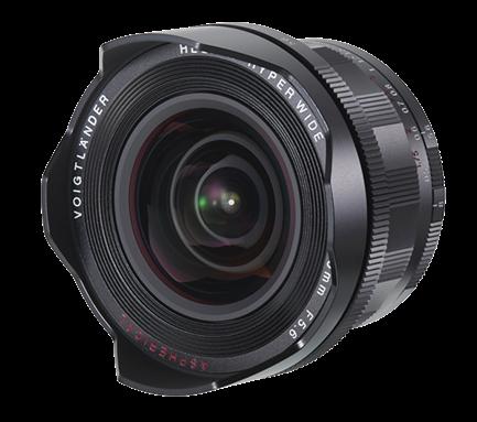 VOIGTLÄNDER 10 mm f/5,6 Hyper-Wide Heliar Asph. pro Sony E