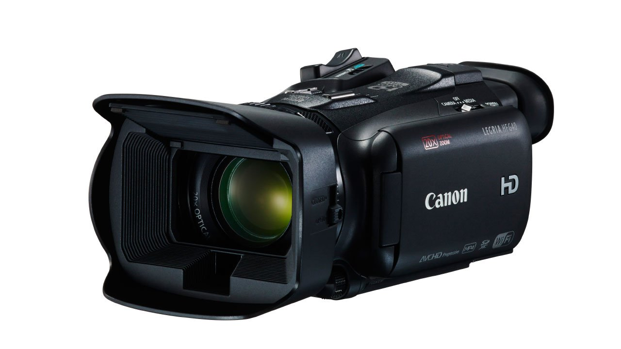 CANON LEGRIA HF G40 + Cashback 2700 Kč