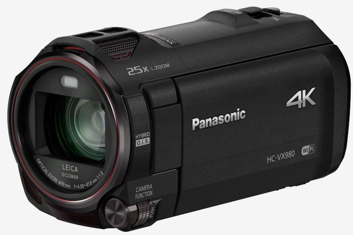 PANASONIC HC-VX980 + získejte zpět 1300Kč