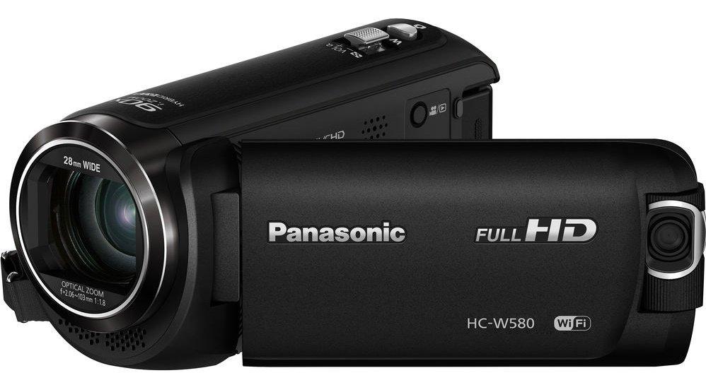 PANASONIC HC-W580 + získejte zpět 800Kč