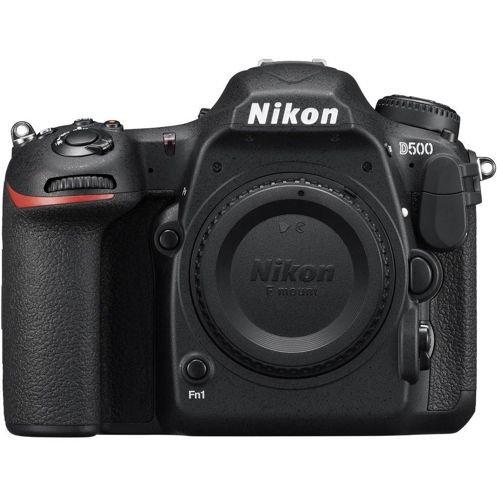 NIKON D500 + NIKON PowerBank + Sandisk SDHC 16 GB 280MB/s zdarma