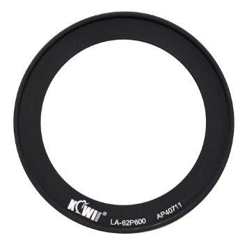KIWI adaptér na filtr 62 mm LA-62P600 pro Nikon Coolpix P600/610