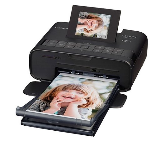 CANON SELPHY CP1200 Black - termosublimační tiskárna Wi-Fi + Cashback 400 Kč
