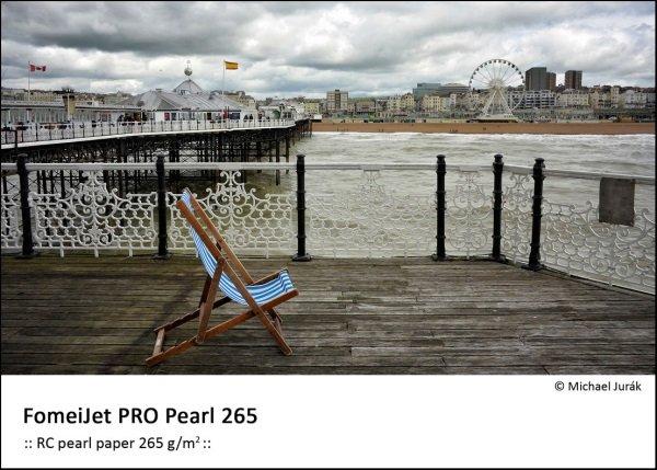 FOMEI Inkjet A4/5 FomeiJet PRO Pearl 265, testovací balení