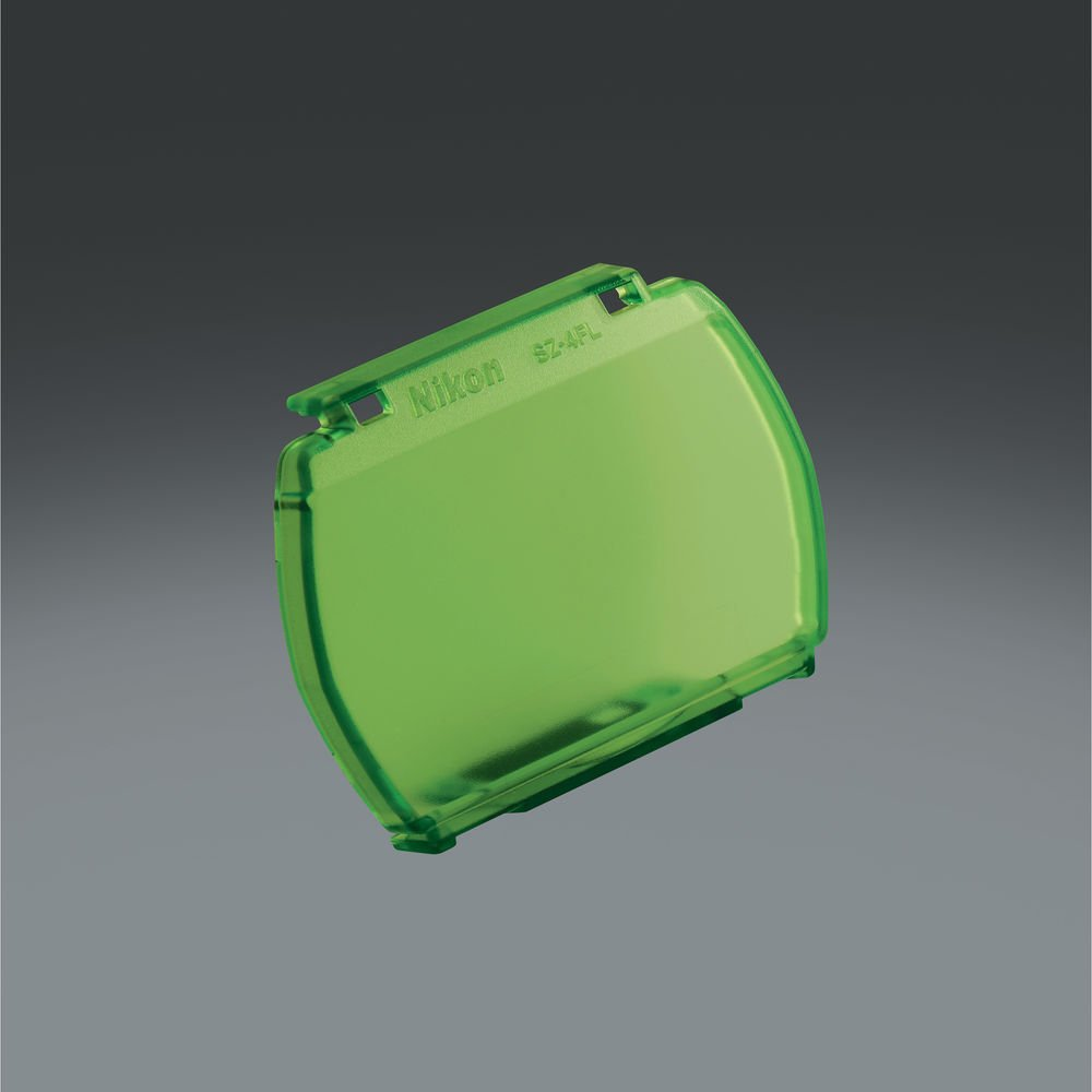 NIKON SZ-4FL Fluorescent filtr (ZELENÝ) pro SB-5000