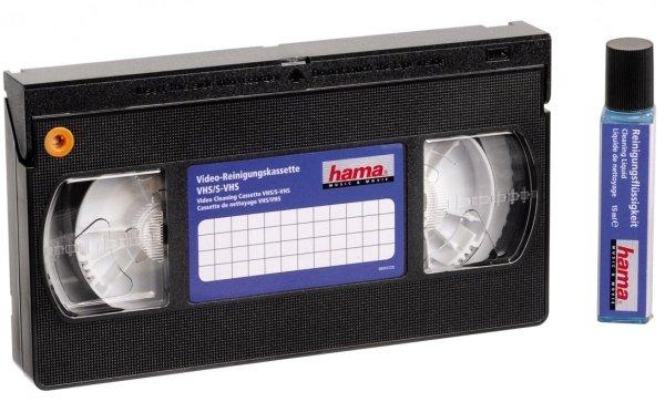 HAMA VHS čistící kazeta