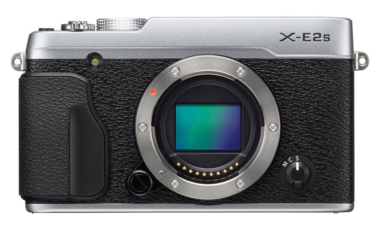 FUJIFILM X-E2S stříbrný + Lexar SDHC 32 GB zdarma + získejte zpět 1400 Kč