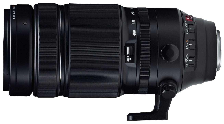 FUJIFILM XF 100-400 mm f/4,5-5,6 R LM OIS WR