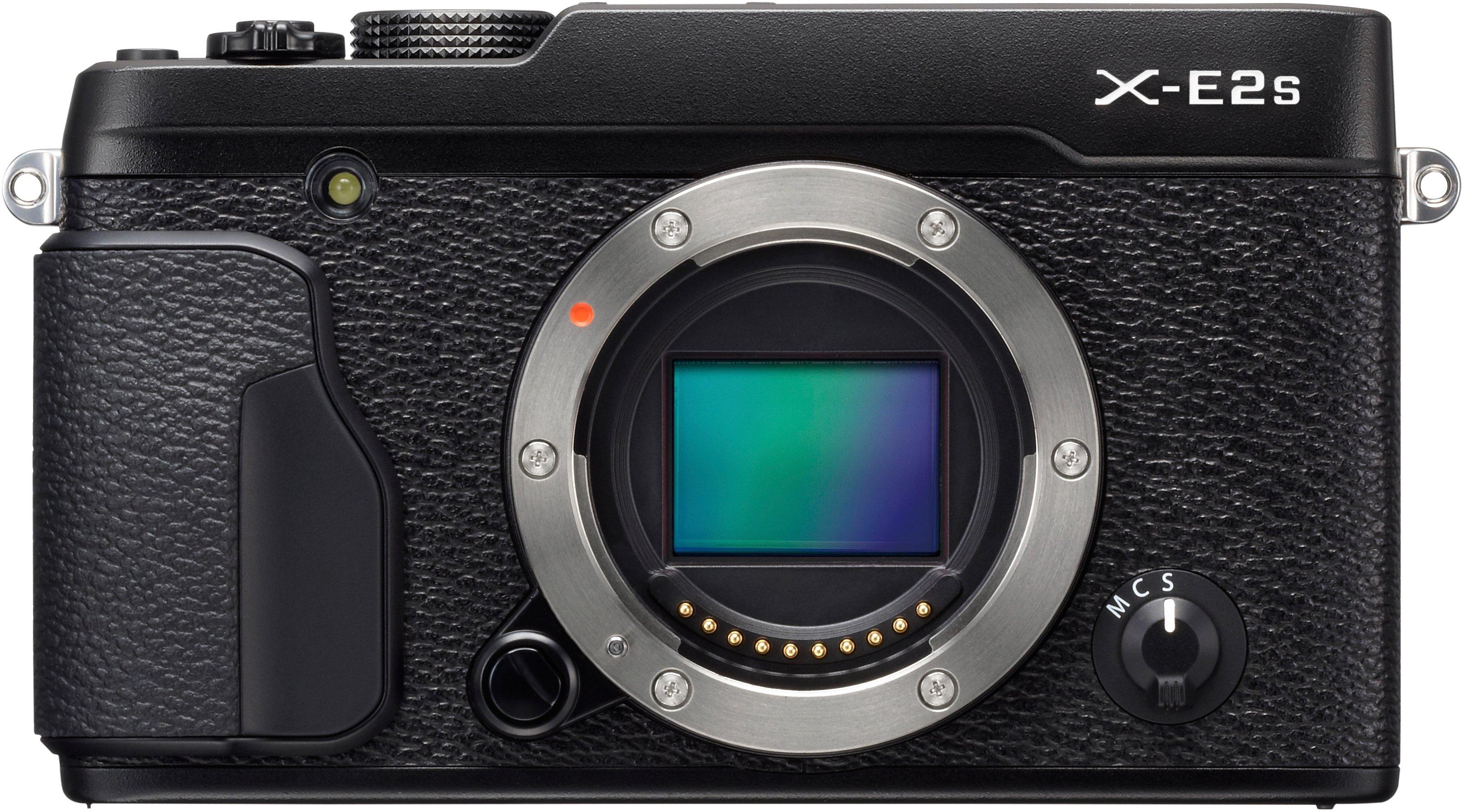 FUJIFILM X-E2S černý + Lexar SDHC 32 GB zdarma + získejte zpět 1400 Kč
