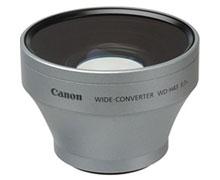 CANON WD-H43 širokoúhlá předsádka HV20/HG10 0,7x 43mm