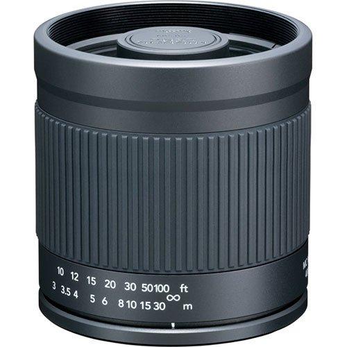 KENKO 400 mm f/8 Mirror pro Canon EOS M