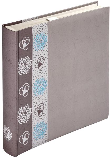 PANODIA FIDJI 30x30 samolepicí/60 stran, šedá