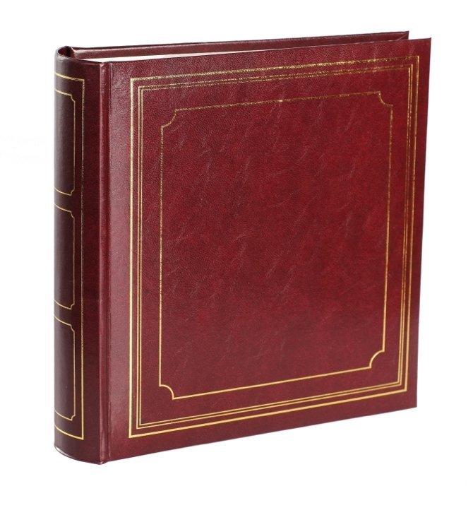 PANODIA EMPIRE samolepicí/60 stran, 33x28, vínová