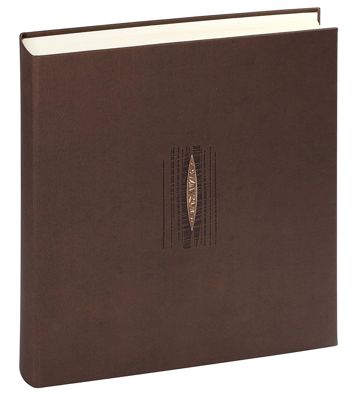 PANODIA NEROLI samolepicí/60 stran, 30x30, hnědá