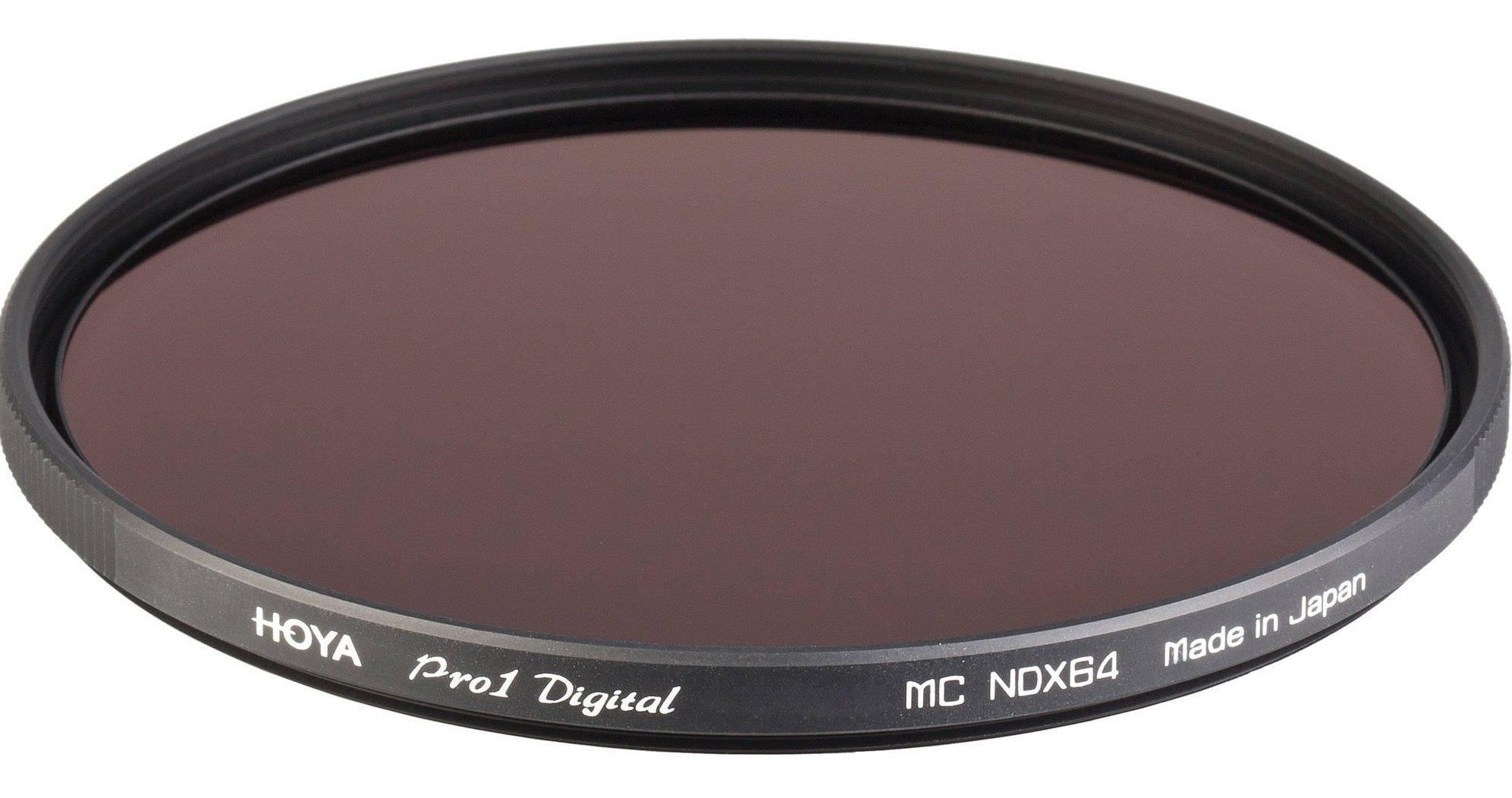HOYA filtr ND 64x PRO 72 mm