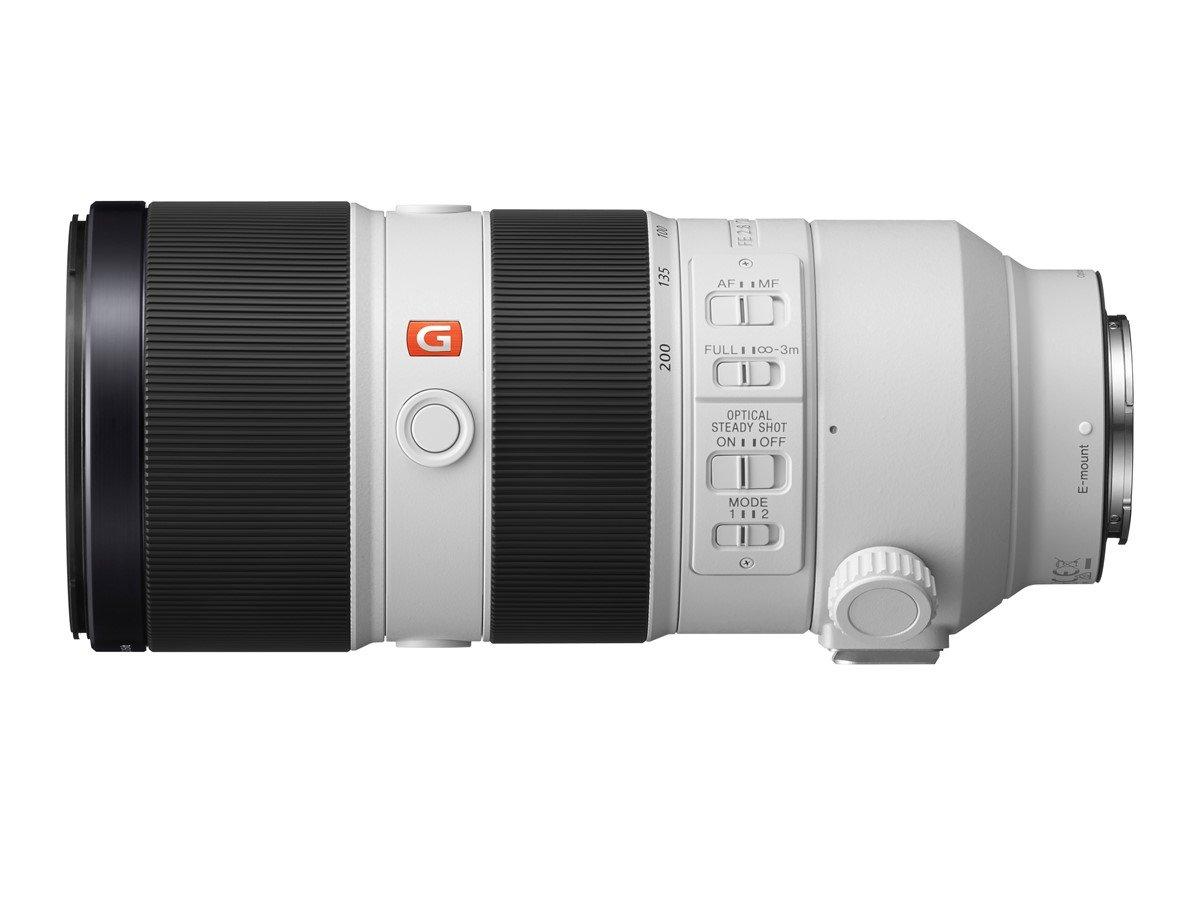 SONY FE 70-200 mm f/2,8 GM OSS pro bajonet E full frame