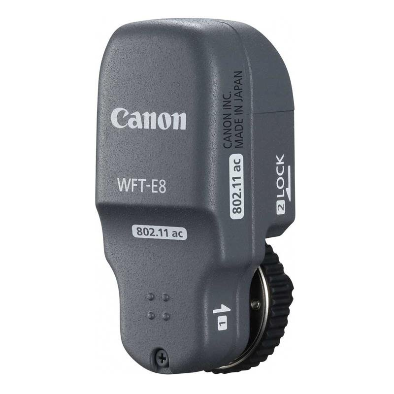 CANON WFT-E8B bezdrátový přenos souborů EOS1 DX MarkII