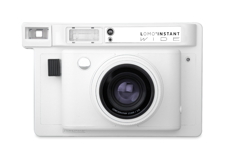 LOMOGRAPHY Lomo Instant Wide - bílý