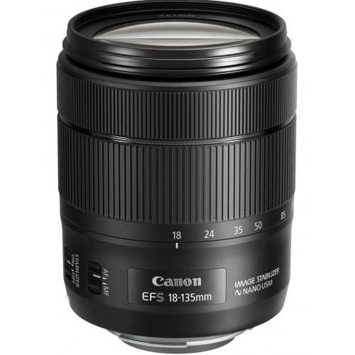 CANON EF-S 18-135 mm f/3,5-5,6 IS NANO USM