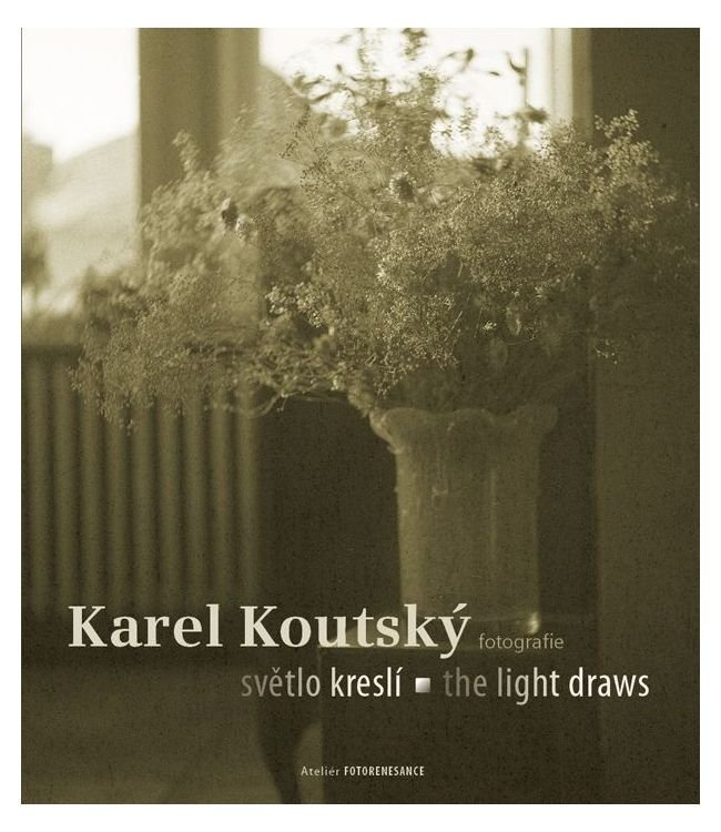 Karel Koutský - SVĚTLO KRESLÍ / bez potisku /