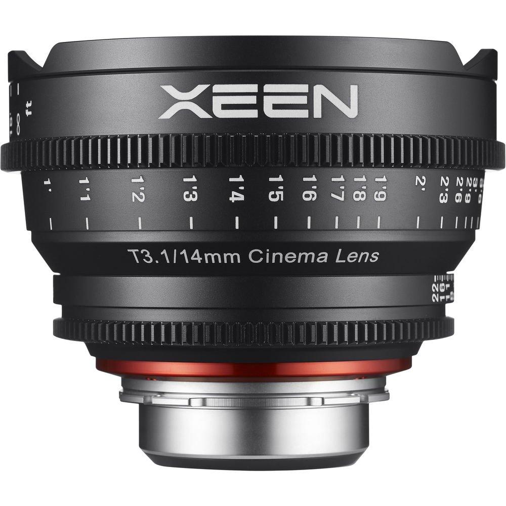 XEEN 14 mm T3,1 Cine pro Arri PL
