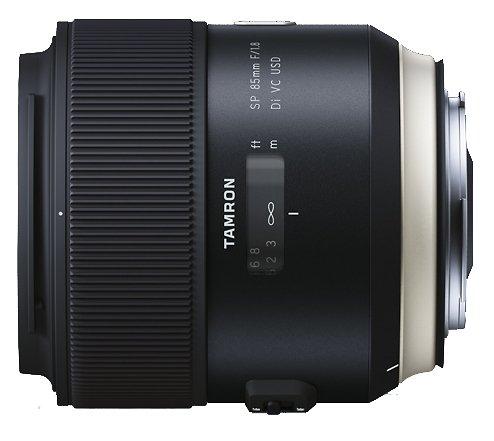 TAMRON 85 mm f/1,8 SP Di VC USD pro Canon