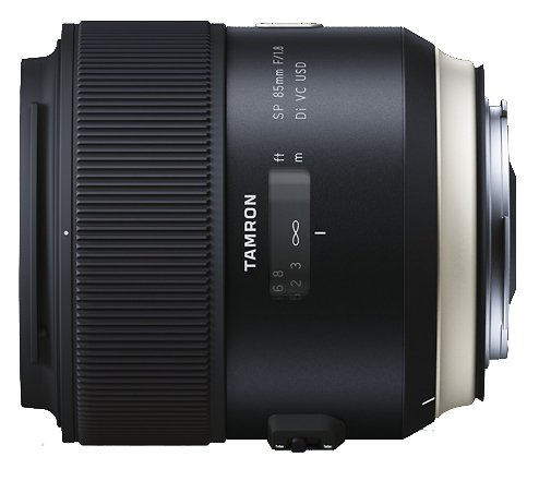 TAMRON 85 mm f/1,8 SP Di USD pro Sony A