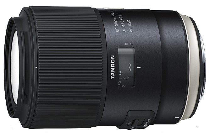 TAMRON 90 mm f/2,8 SP Di Macro USD II pro Sony A