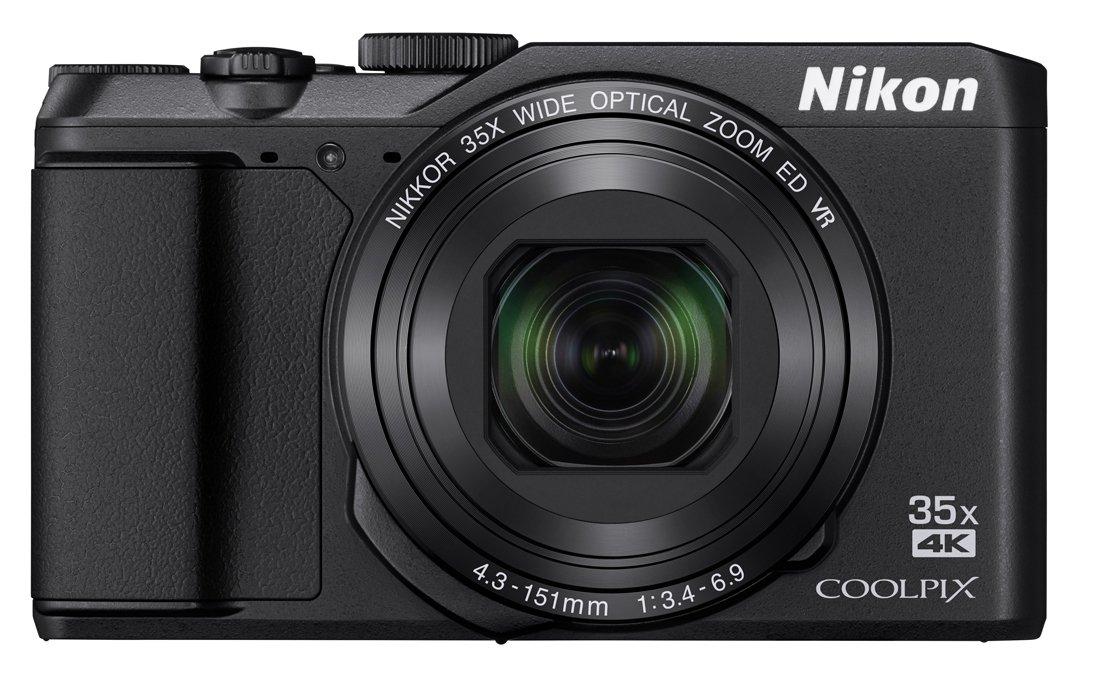 NIKON COOLPIX A900 černý