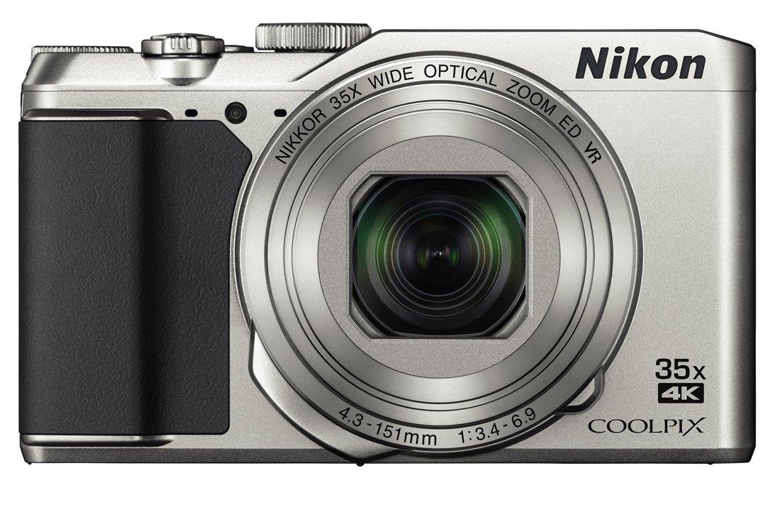 NIKON COOLPIX A900 stříbrný