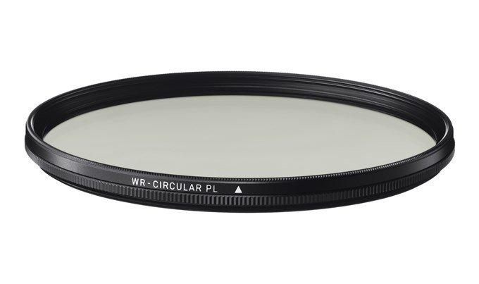 SIGMA filtr polarizační cirkulární 72 mm WR