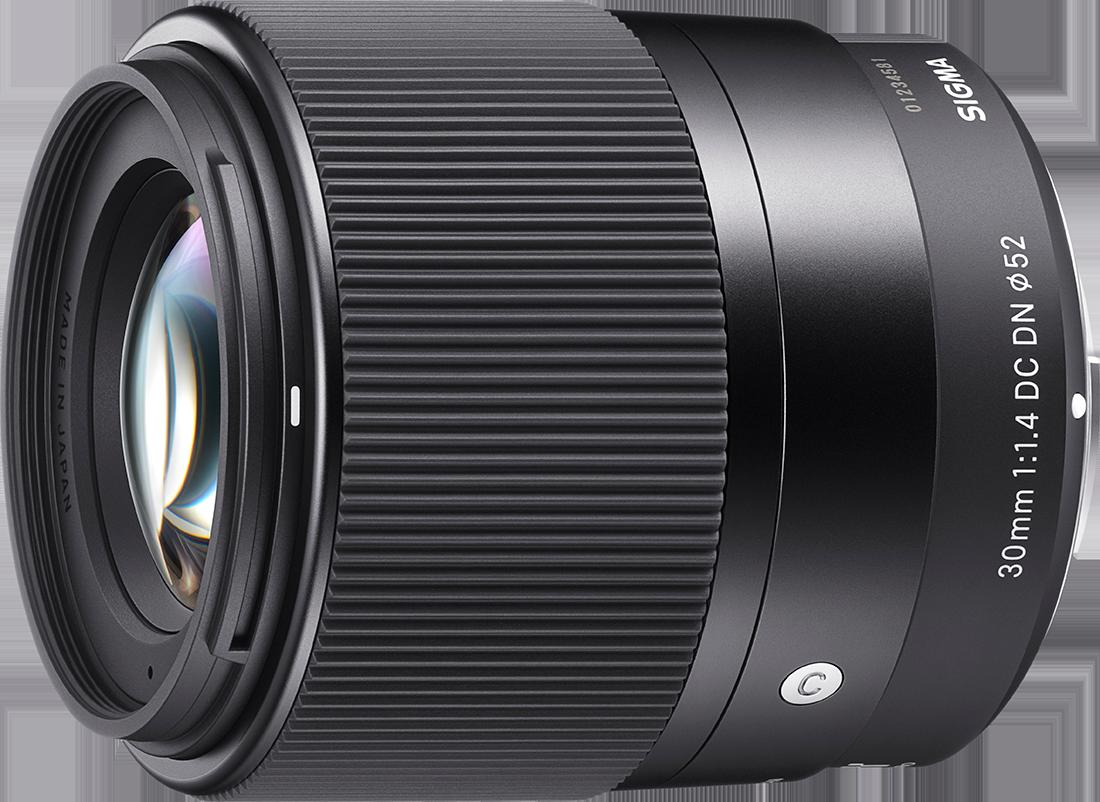 SIGMA 30 mm f/1,4 DC DN Contemporary pro Olympus/Panasonic MFT