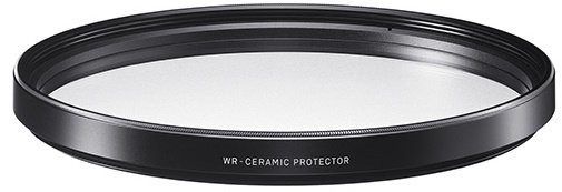 SIGMA filtr ochranný 82 mm WR Ceramic