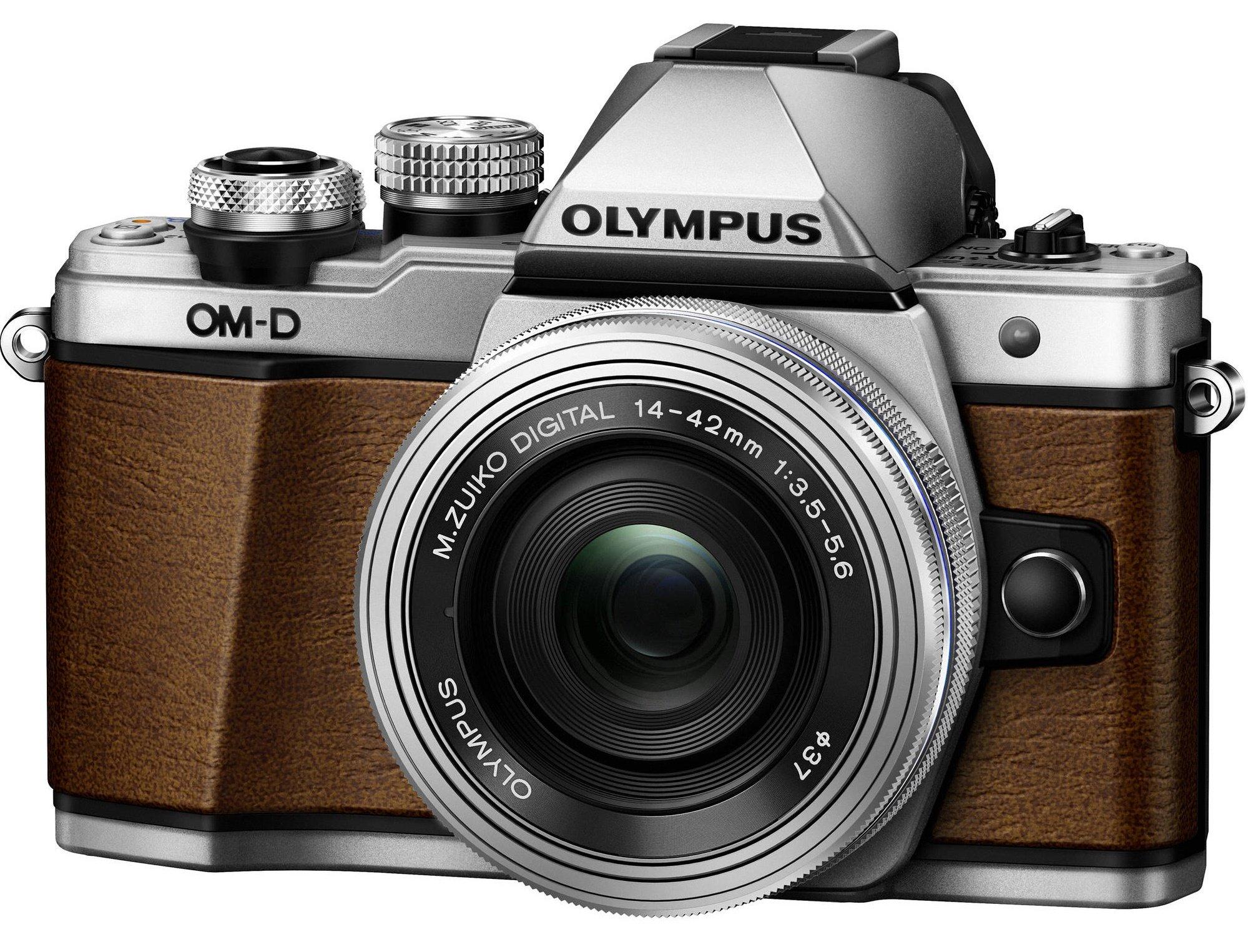 OLYMPUS E-M10 Mark II + 14-42 EZ Limitovaná edice - získejte zpět 2700,- Kč