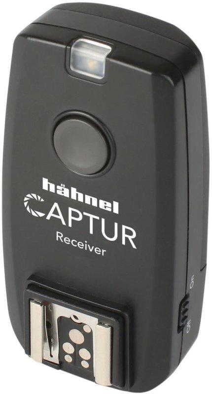 HAHNEL Captur rádiový přijímač pro Fujifilm