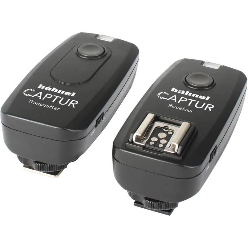 HAHNEL Captur rádiová spoušť fotoaparátu/blesku pro Fujifilm