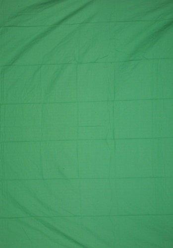FOMEI textilní pozadí 2,7x2,9m Chromagreen/Zelená