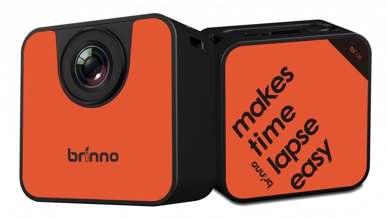 BRINNO časosběrná kamera TLC120 WiFi oranžová