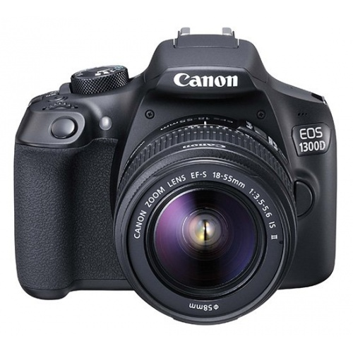 CANON EOS 1300D + EF-S 18-55 IS II + SDHC 16GB