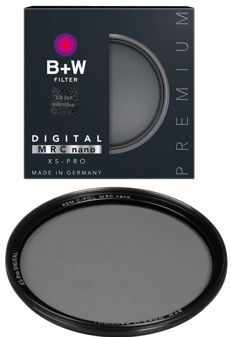 B+W filtr Polarizační cirkulární KSM XS-Pro HTC Digital MRC nano 58 mm