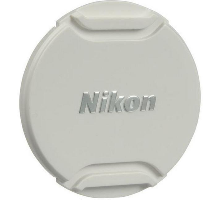 NIKON 1 Krytka objektivu 55mm LC-N55 bílá