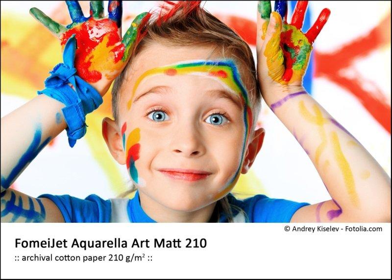 FOMEI Jet Aquarella Art Matt A3/50
