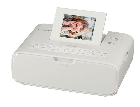CANON SELPHY CP1200 White - termosublimační tiskárna Wi-Fi