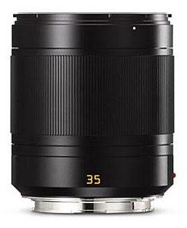 LEICA TL 35 mm f/1,4 Asph. Summilux-TL černý