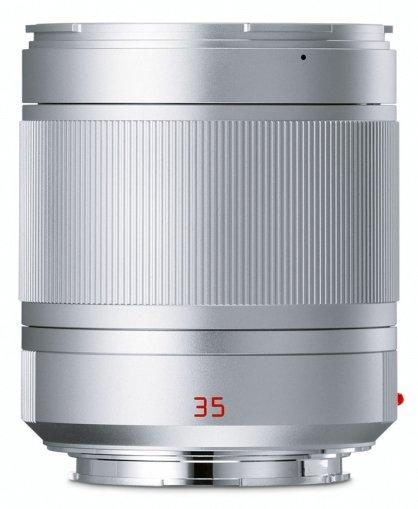 LEICA TL 35 mm f/1,4 Asph. Summilux-TL stříbrný