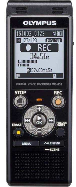 OLYMPUS diktafon WS-853 černý