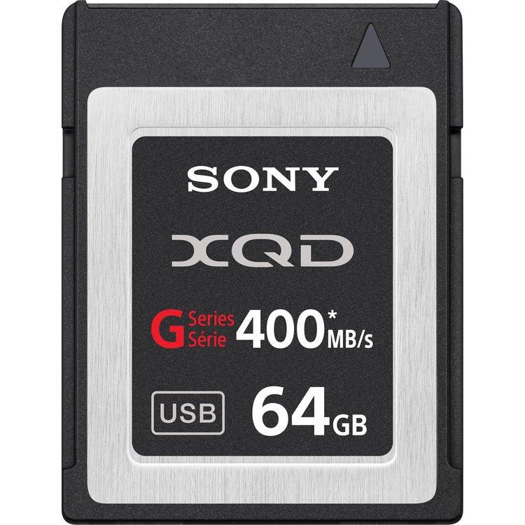 SONY XQD 64GB G serie (QDG64E-R)