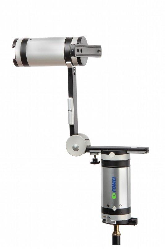 FOMEI 3D 360H1A, DUAL set, automatická panoramatická hlava