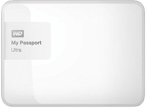"WD MY PASSPORT ULTRA 2TB Ext. 2.5"" USB3.0, bílý"